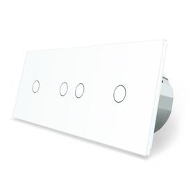 Włącznik dotykowy 1+2+1 zestaw