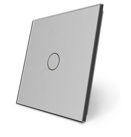 Pojedynczy panel szklany szary P1-15 WELAIK ®