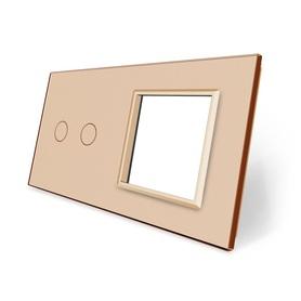 Panel szklany 2+G