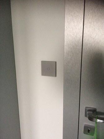 Pojedynczy panel szklany szary P1-15 WELAIK ® (2)